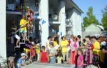 """International Jewish camp """"Halom"""" 2010"""